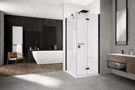 Ak ste vyznávačom kombinácie rafinovaných materiálov a dokonalého súladu tvarov vyberte si svoju ideálnu sprchovú zástenu zo širokej ponuky zásten radu SOLINO Black.