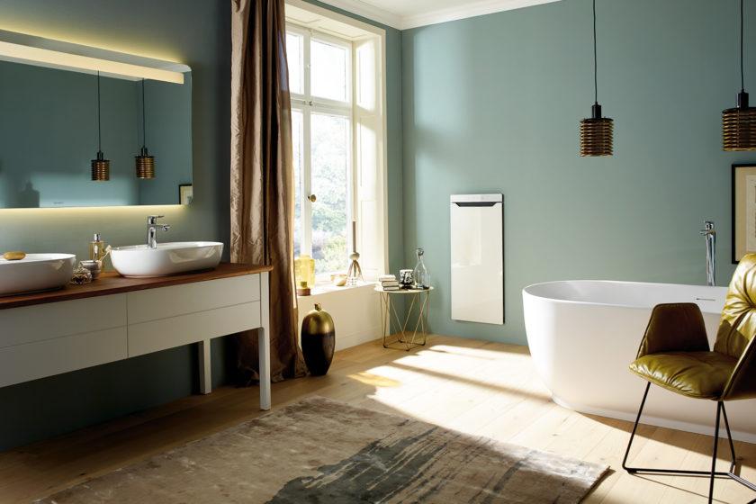 Dokonalý tepelný komfort vo vašej kúpeľni