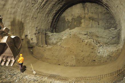 Práce na tuneli Žilina finišujú  339b1d815d7