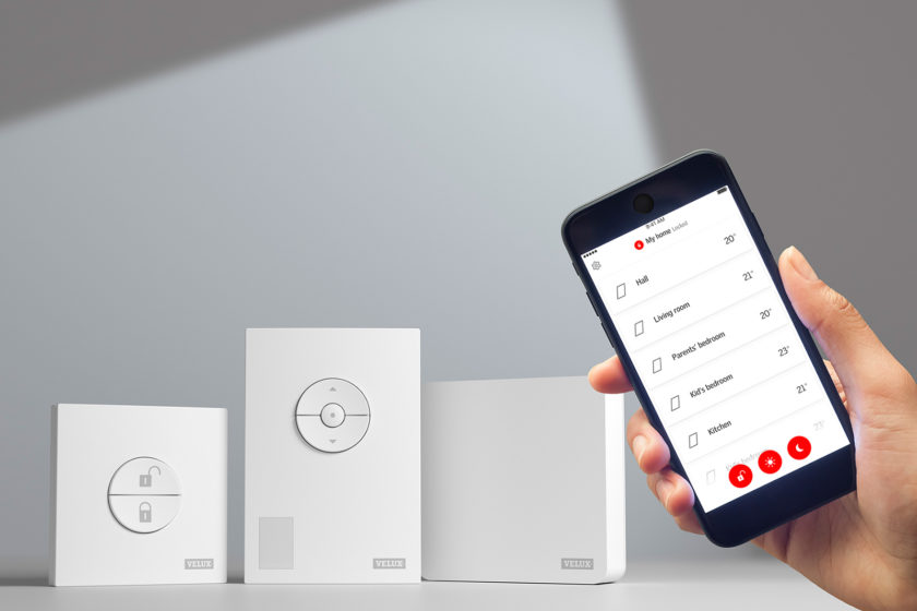 VELUX ACTIVE with NETATMO 3