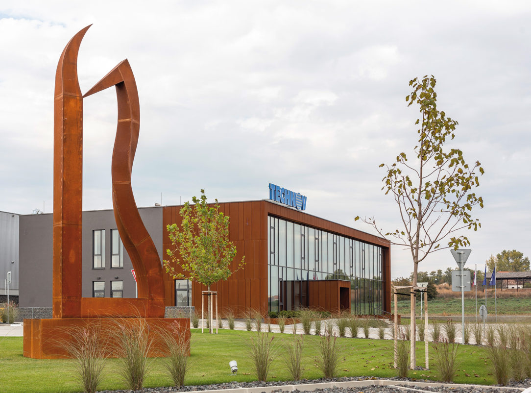 Administratívna budova TECHNOV