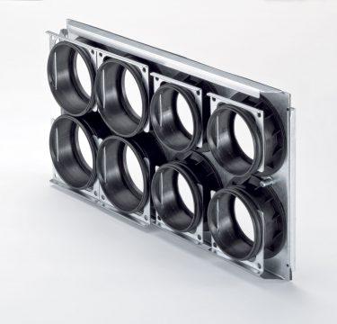 Akustický tlmič s rozdeľovačom Zehnder ComfoWell 2