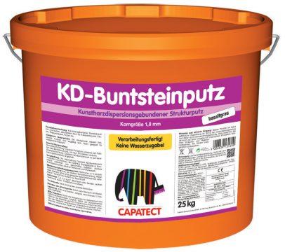Capatect KD Buntsteinputz