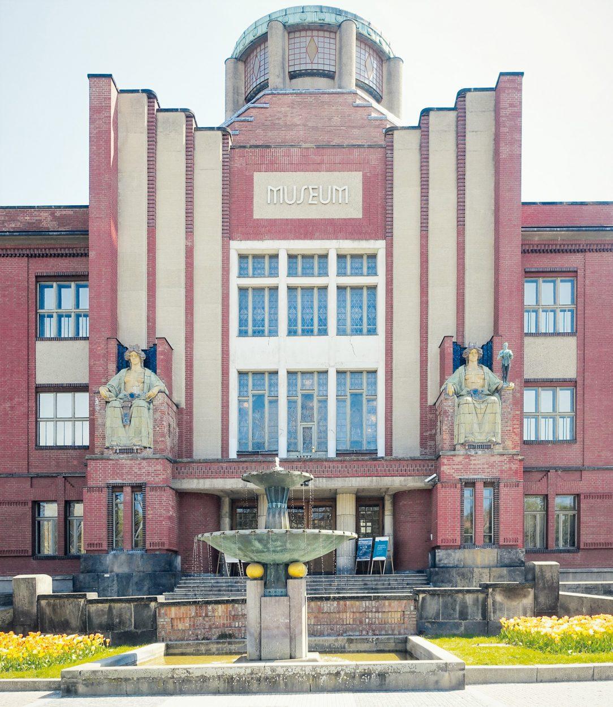 Hradec Králové – salón republiky