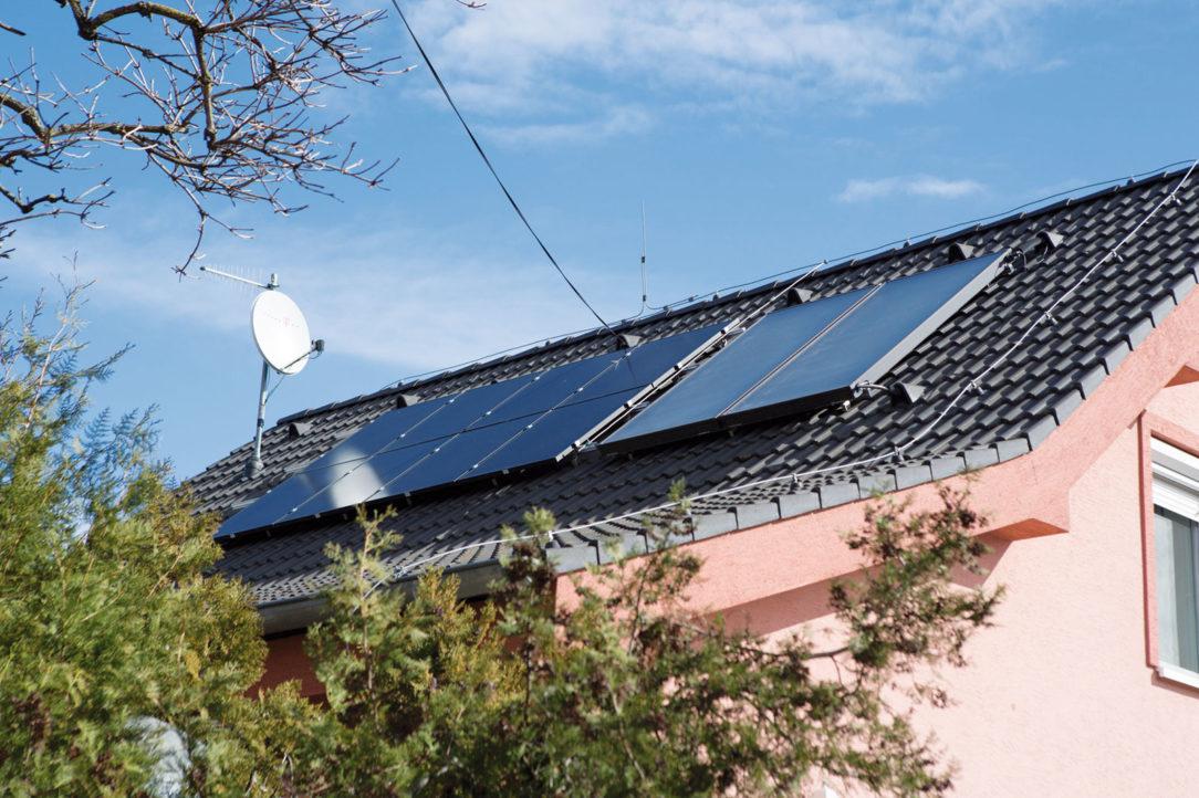 Najvyšší počet podporených inštalácií pripadá na slnečné kolektory