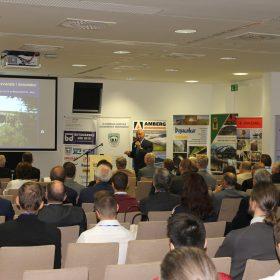 Pohľad na rokovanie BD 2018 počas otvorenia konferencie