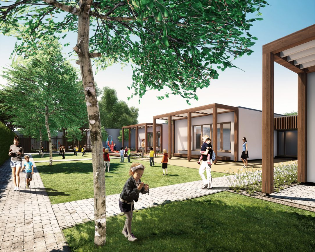 Výstavba škôlky by mala byť hotová na jeseň budúceho roka pričom jej celková kapacita bude 70 detí