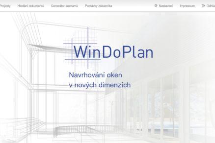 Základné rozhranie WinDoPlan