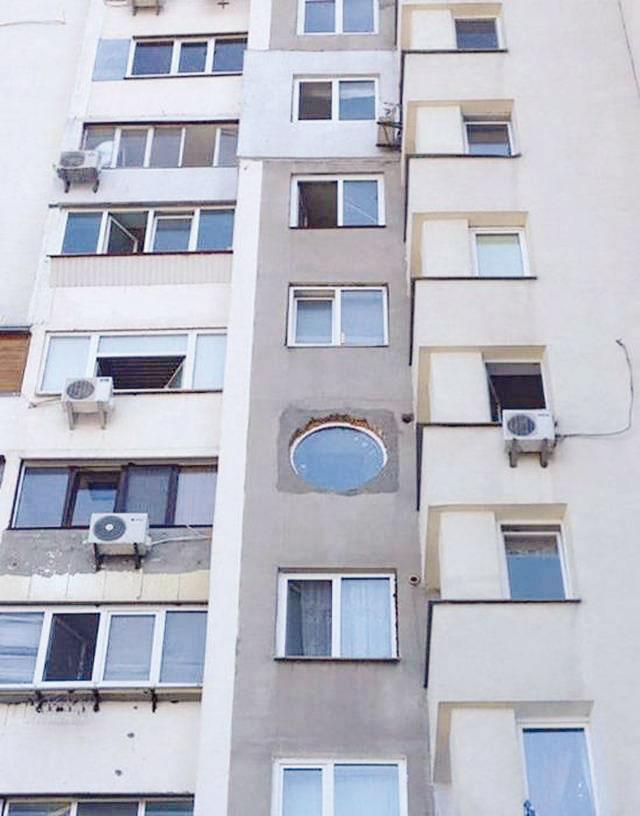 Zaujímalo by nás kde čerpal inšpiráciu majiteľ a autor kruhového okna
