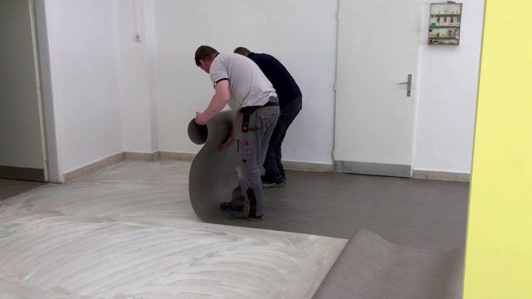 06 Položenie podlahoviny