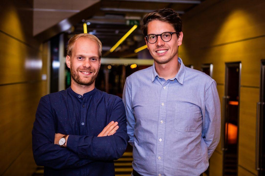 Architekti Andrej Olah a Filip Marčák