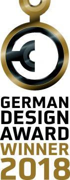 Logo prestížnej dizajnovej súťaže German Design Award