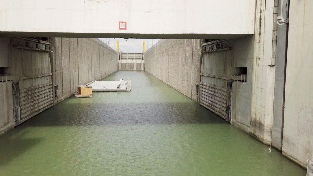 Na Vodnom diele Gabčíkovo sa plánuje modernizácia plavebných komôr