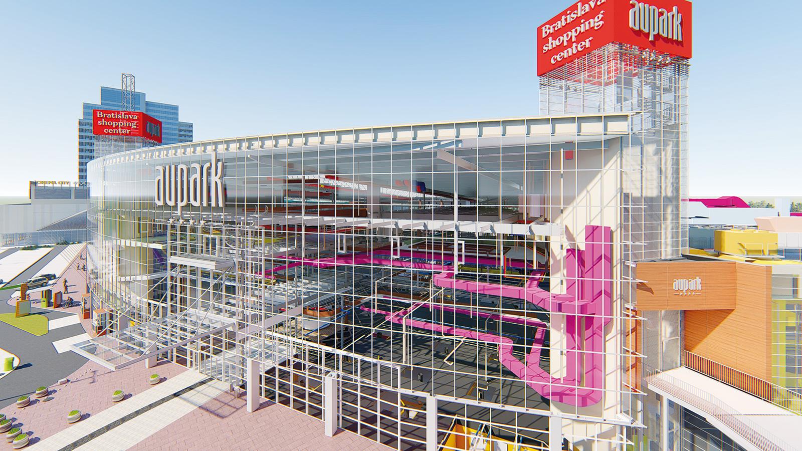 Digitalizácia existujúcej budovy a správa BIM modelu na účely facility managementu.