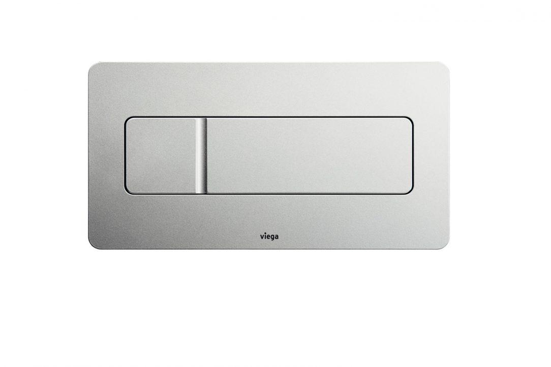 Prvý z ocenených produktov nadčasová ovládacia doska Visign for More 105 vznikla v spolupráci s architektonickým štúdiom ARTEFAKT design.