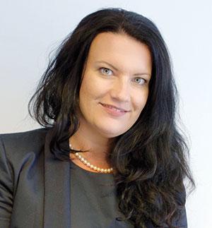 Adriána Kokoška konateľka a obchodná riaditeľka OBERMEYER HELIKA s.r.o.