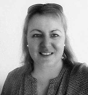 Andrea Jaurová riaditeľka ateliéru ACREA s. r. o.