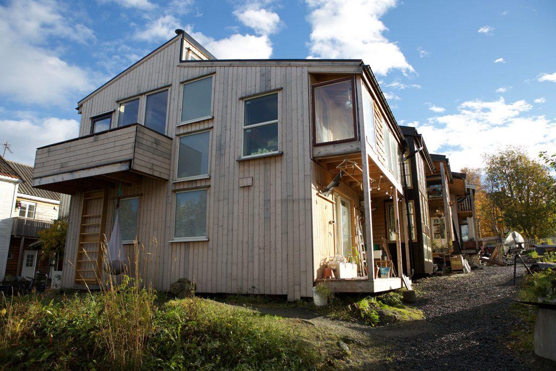 Experimentálne bývanie Svartlamon