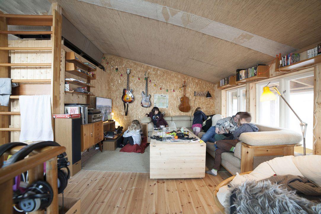 Experimentálne bývanie Svartlamon 13