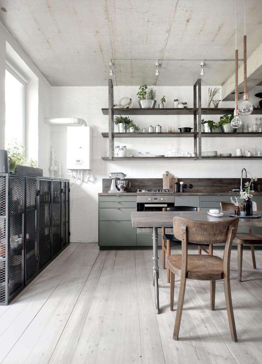 Interiér bytu kuchyňa 4