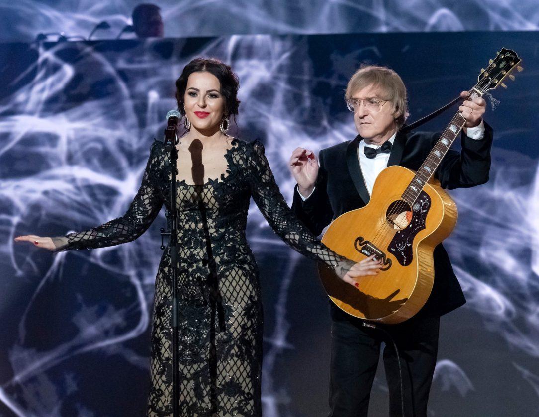 V programe zaznela aj pieseň Skúška snov od Kataríny Knechtovej a Miroslava Žbirku.