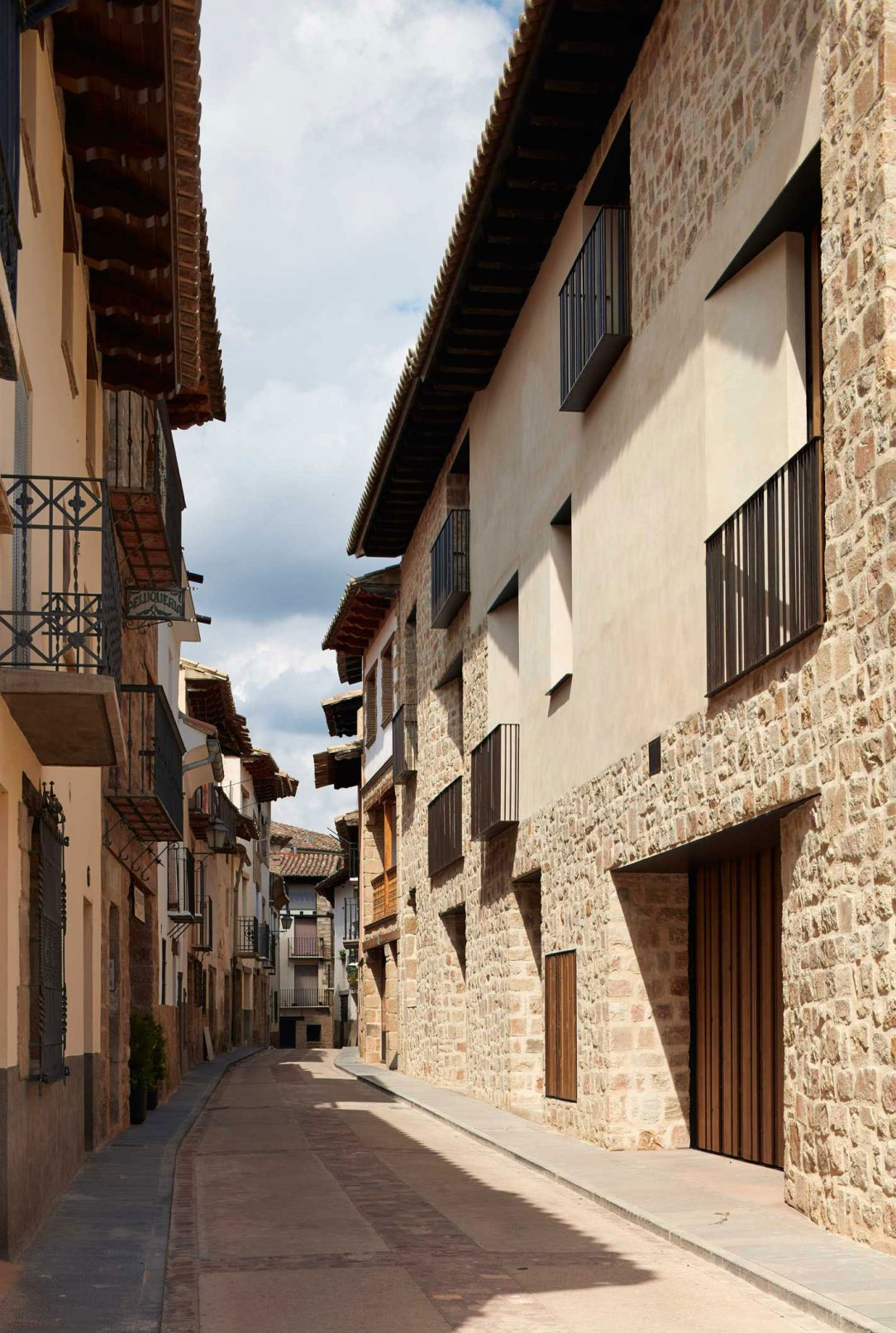 panielske mesto Rubielos de Mora leží na náhornej plošine len 52 kilometrov od hlavného mesta.