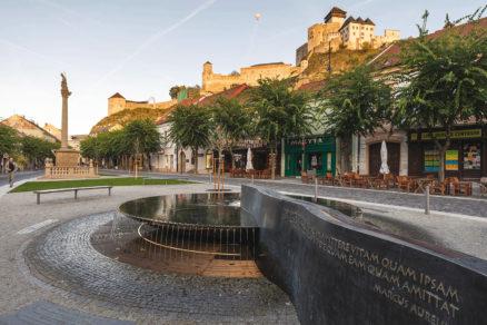 Rekonštrukcia Mierového námestia, Trenčín