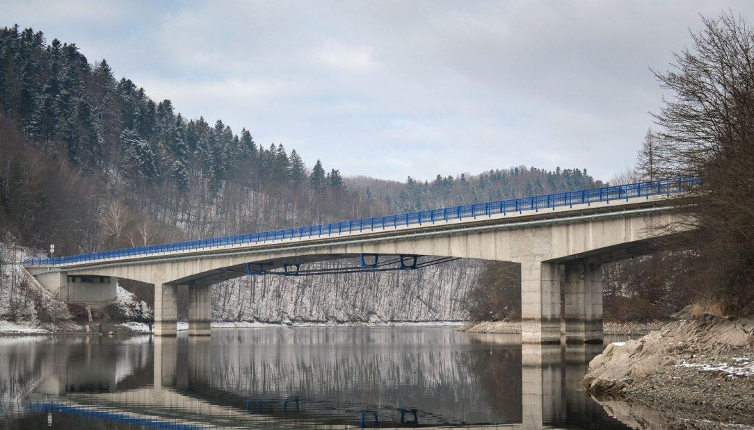 Most Ružín, Košické Hámre