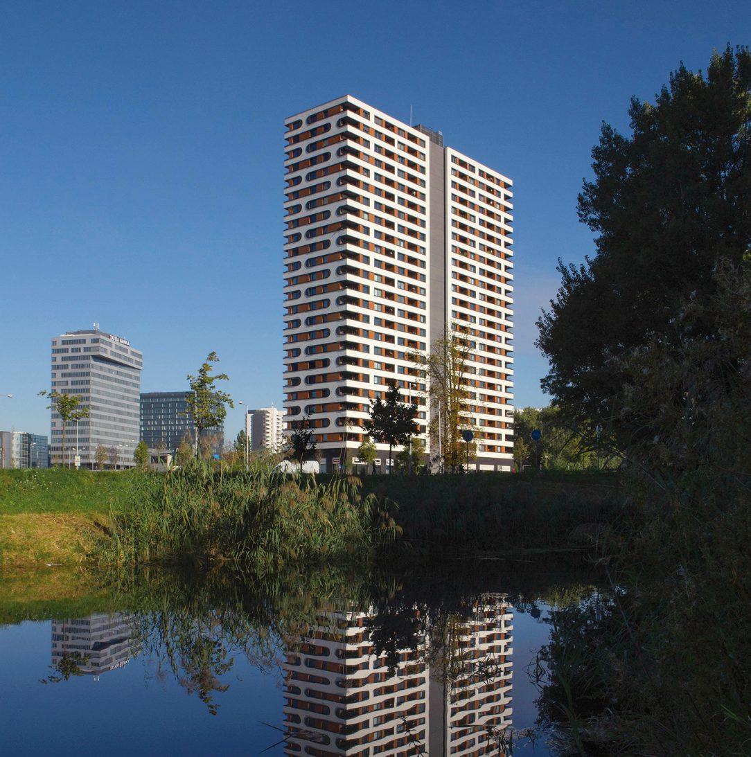 Bytový dom FUXOVA, Bratislava