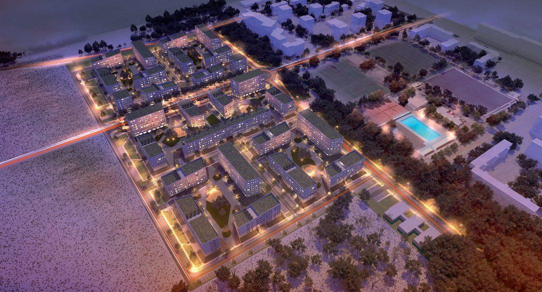 Bezpečné a kvalitné verejné priestory sú prioritou projektu
