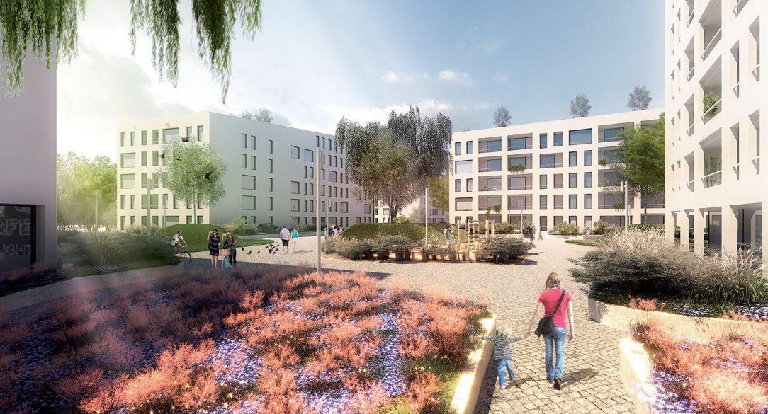 Bezpečné a kvalitné verejné priestory sú prioritou projektu.
