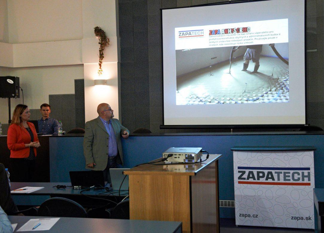 Dr. Giuseppe Giunti vedúci kvality ZAPA beton