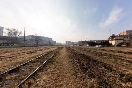 Filiálka v Bratislave pohľad smerom k Trnavskému mýtu