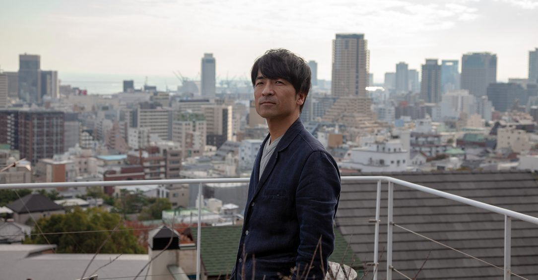 Japonský dizajnér Yo Shimada