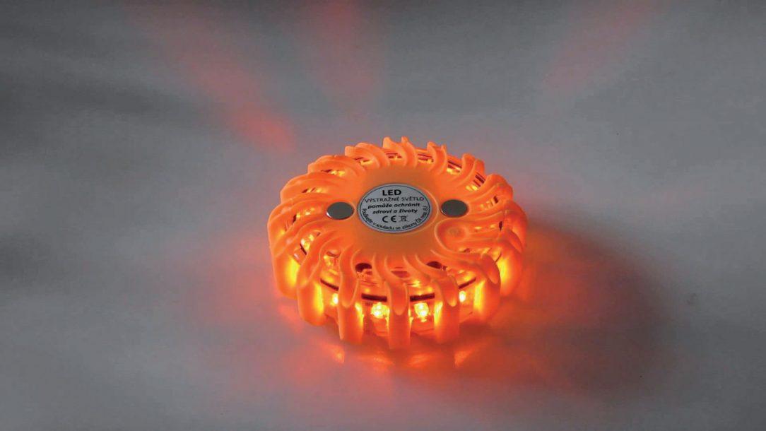 LED blikač