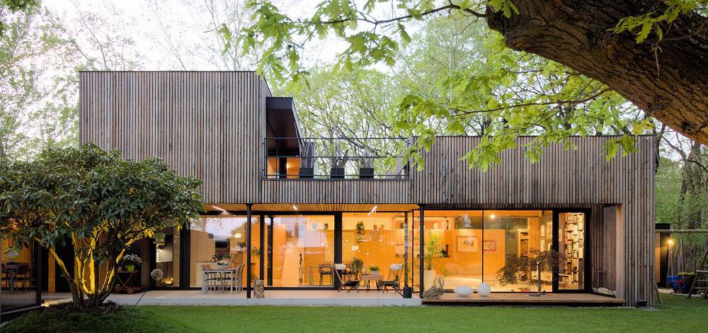 Dom pri lese
