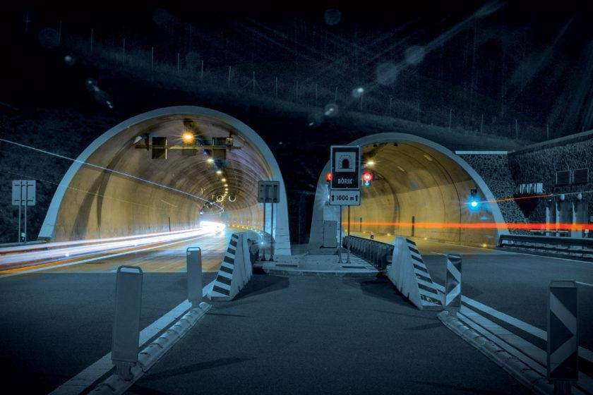 Tunel Bôrik