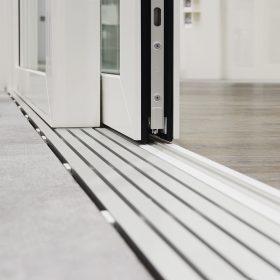 V oblasti bezbariérových riešení sme získali za bezbariérový podlahový prah pre vchodové dvere ocenenie Produkt roka 2019