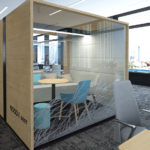 Office fit out pre e commerce leadera