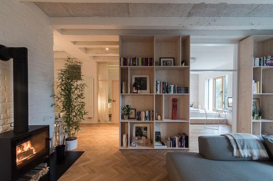 Prízemný byt 2