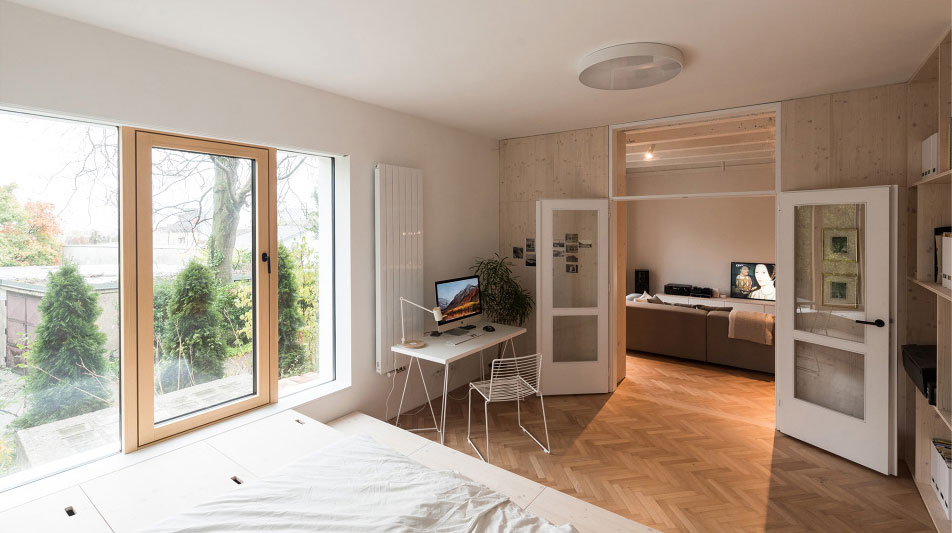 Prízemný byt 3