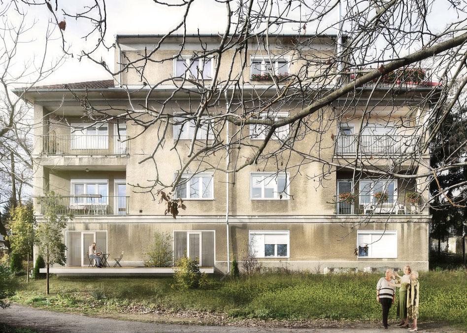 Prízemný byt 7