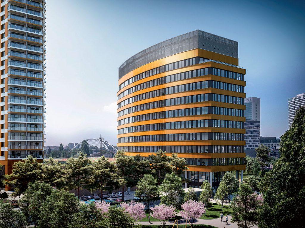 Administratívna budova.