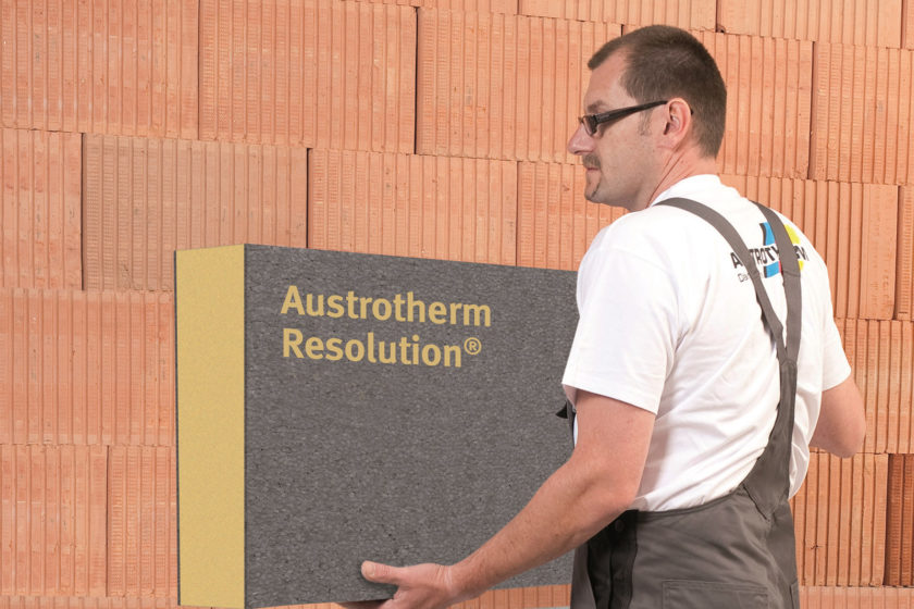 Austrotherm Resolution Fasáda