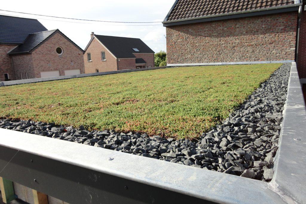 Najjednoduchším spôsobom ako si vybudovať zelenú strechu je komplexný systém Urbanscape