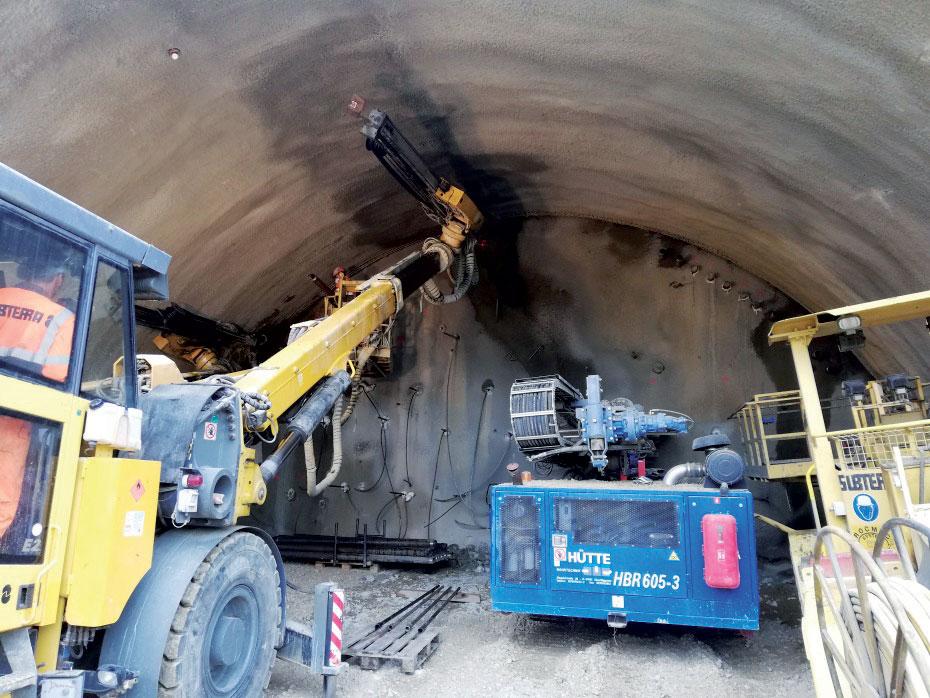 SO 44.33.35 Tunel Milochov