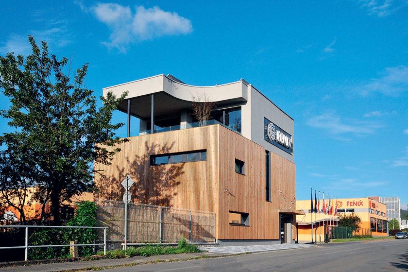 Administratívna budova spoločnosti Fenix Trading