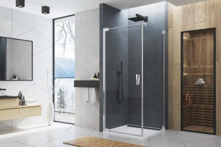 CADURA nový rad kvalitných sprchových zásten