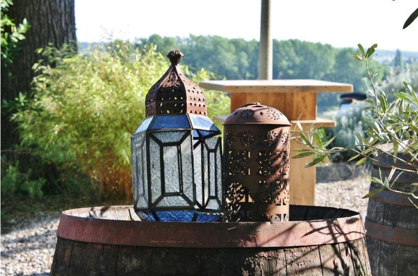 Dekoratívne lampášiky