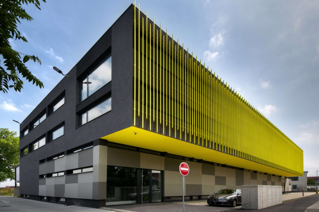 Interpharm Slovakia distribučné a skladové centrum Bratislava
